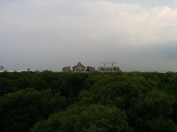 Yayasan Buddha Tzu Chi dari Menara Pengawas