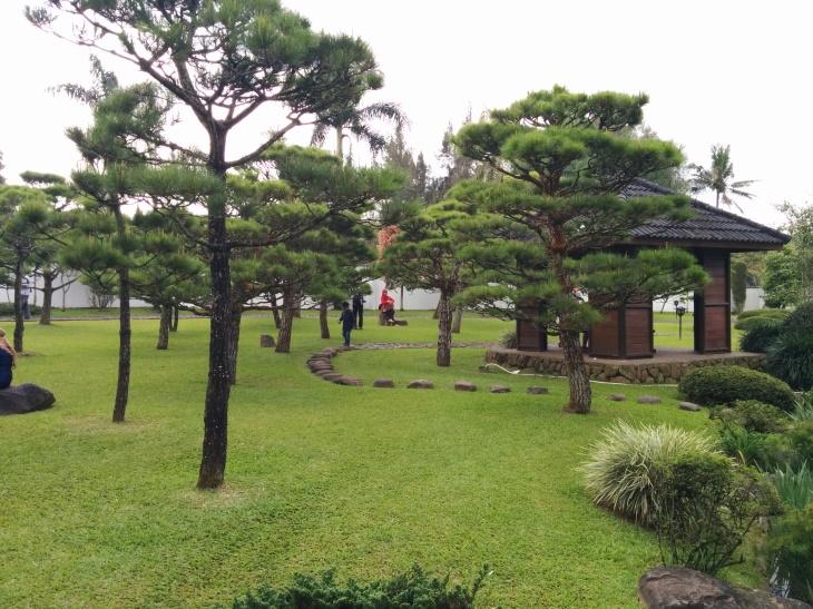 Gazebo - Taman Jepang