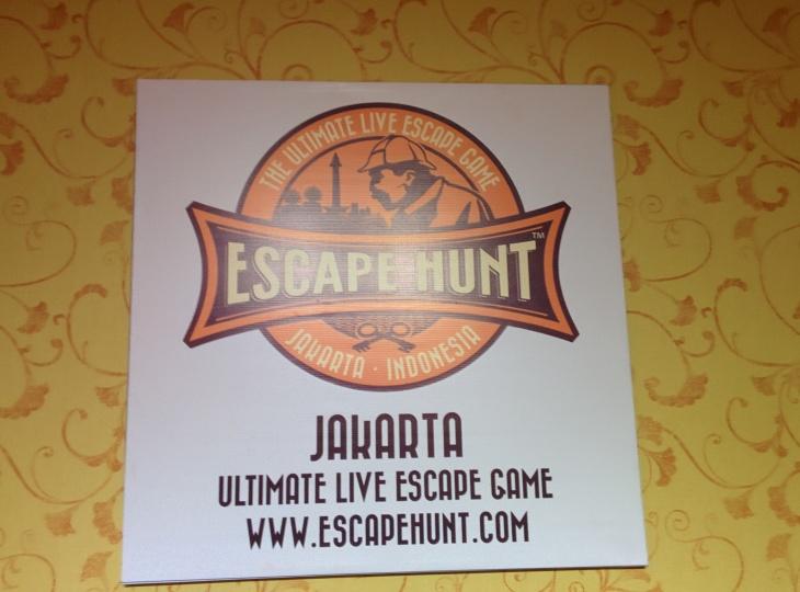 Escape Hunt Jakarta