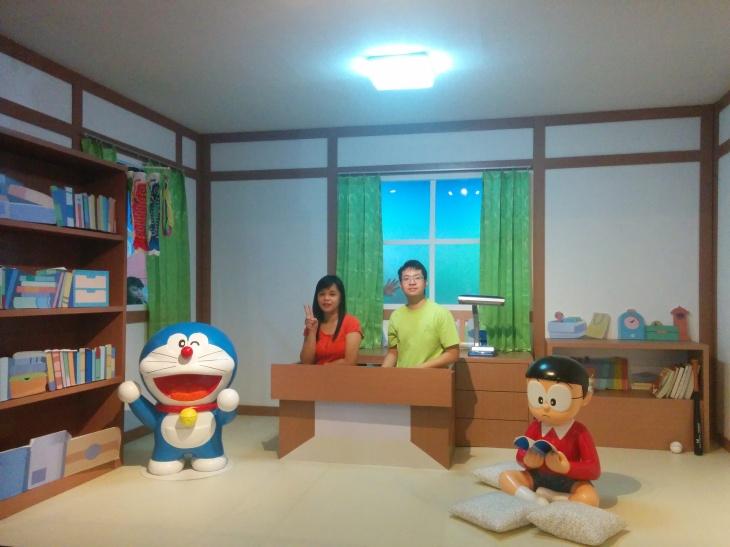 Nobi's Room