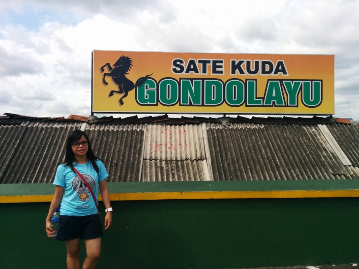 Sate Kuda Gondolayu
