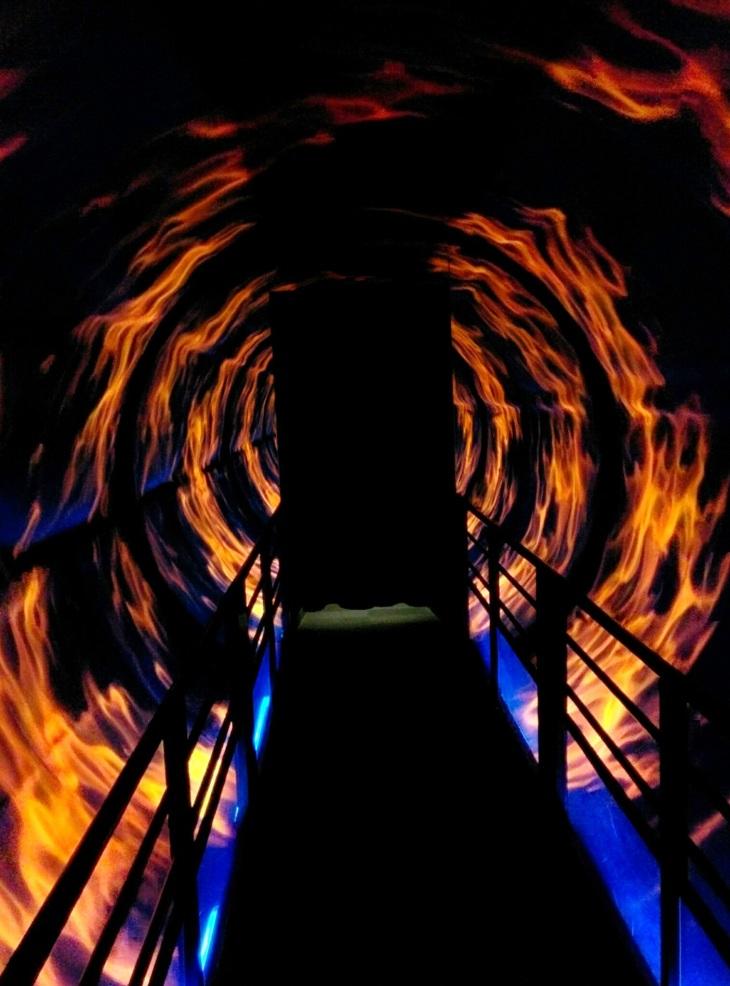 Terowongan Api